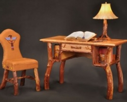 Buffalo Bill's Cody/Yellowstone Country Earns Reputation for High-Quality Western Furniture; Functionality and Art Combine into Distinctive Style 2
