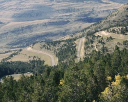 The breathtaking Chief Joseph Scenic Byway