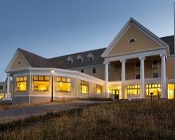 The beautiful Lake Yellowstone Hotel