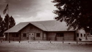The Powell Homesteader Museum