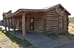 Log Cabin - Old Trail Town