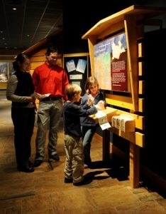 Getting My Yellowstone Fix at the Draper Natural History Museum 1
