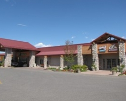 HOLIDAY INN AT THE BUFFALO BILL VILLAGE RESORT