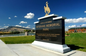 Honoring Those From World War I, State of Wyoming Veteran's Memorial Park