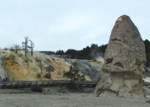 Moving Ground in Yellowstone Country 2