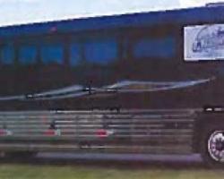 Yellowstone Quake Bus