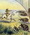 Buffalo Bill's Cody/Yellowstone Country Celebrates Buffalo Bill 1