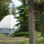 Camping in Cody/Yellowstone Country