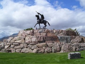 The Buffalo Bill Statue – The Scout
