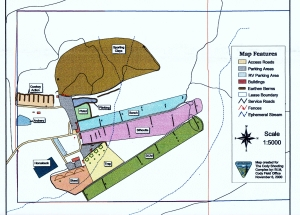 Cody Shooting Complex Map