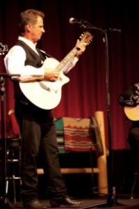 Dan Miller performs in concert