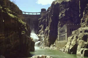 Buffalo Bill Dam & Visitor Center 2