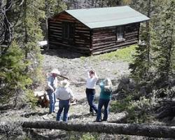 Historic Double Dee Guest Ranch Tour
