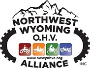 Northwest Wyoming O.H.V. Alliance Logo
