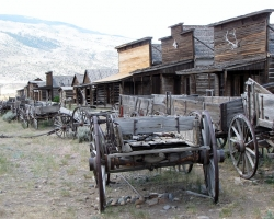 Old Trail Town & Museum of the Old West 1