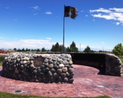 Powell High School Veterans Memorial Park