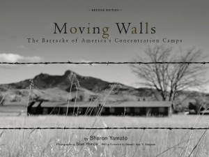 Sharon Yamato Moving WallsCover ph photography book, Moving Walls, by Sharom Yamato