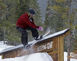 Sleeping Giant Ski Area 2