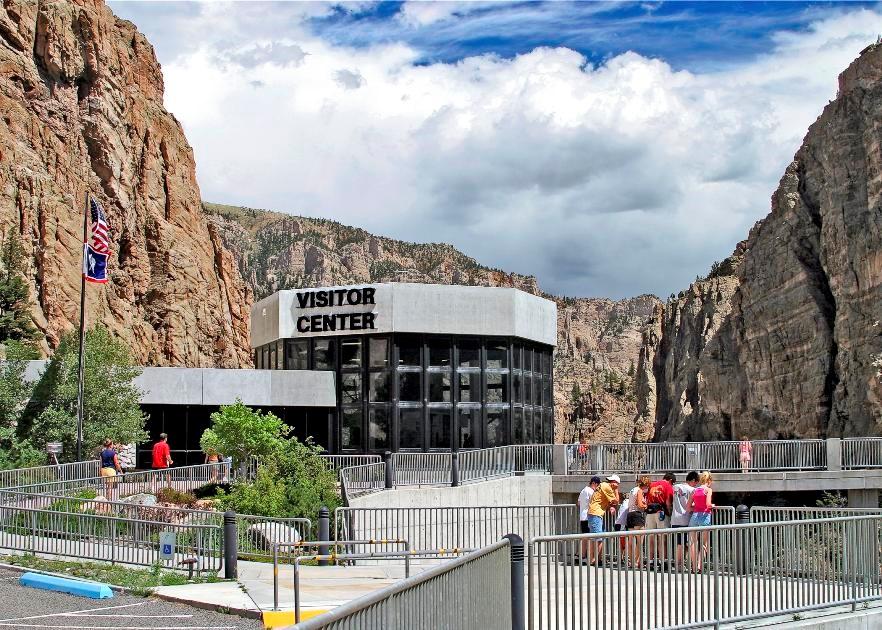 Buffalo Bill Dam & Visitor Center