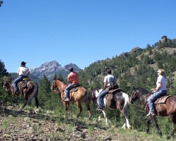 Find Your Inner Dude and Regain Your Travel Confidence at Guest and Dude Ranches in Cody Yellowstone