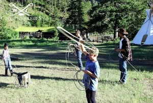Find Your Inner Dude and Regain Your Travel Confidence at Guest and Dude Ranches in Cody Yellowstone 1