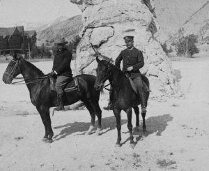From White House to Wyoming. The Presidents Who Came to Cody and Yellowstone National Park