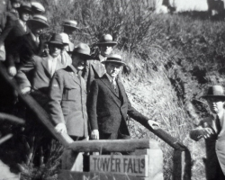 From White House to Wyoming. The Presidents Who Came to Cody and Yellowstone National Park 1
