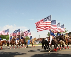 Go Big This July 4 in the Small Town of Cody, Wyoming