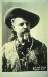 How Buffalo Bill Got His Name