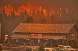 It Really Has been 30 Years Since the Big Fires in Yellowstone
