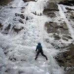 Ice Climbing in Cody/Yellowstone Country