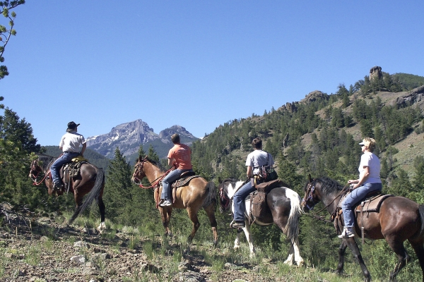 Seven Ways to Unbridle Your Inner Equestrian in Cody Yellowstone