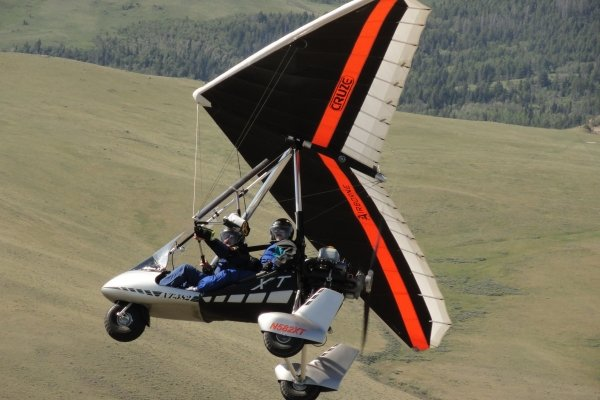 Powered Hang Gliding