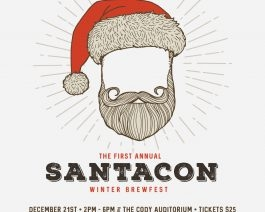 The First Annual SANTACON Winter Brewfest