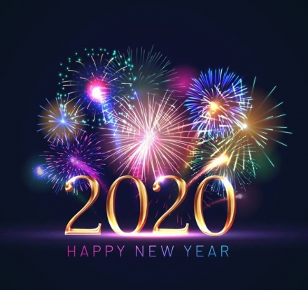 New Year Party - 2020! 1