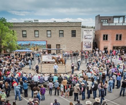 Best of the Rockies Events presents the Cody Country Horse Sale