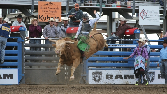 Cody/Yellowstone Xtreme Bulls