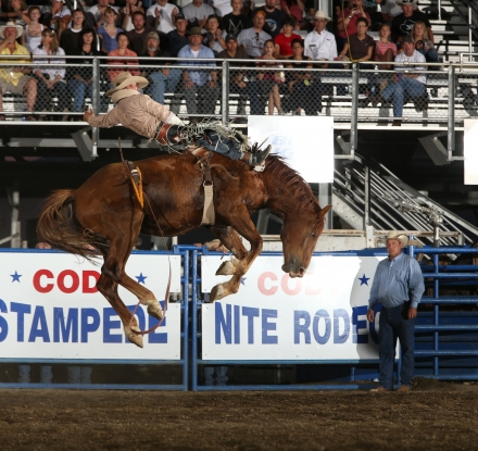 101st Annual Cody Stampede