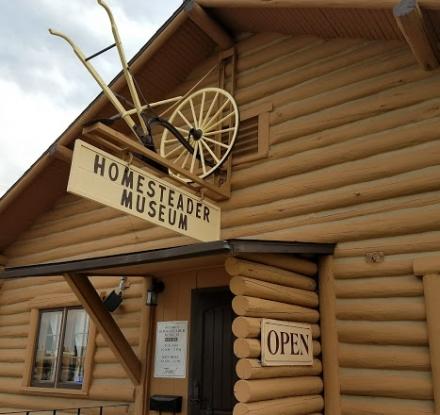 Homesteader Museum 1