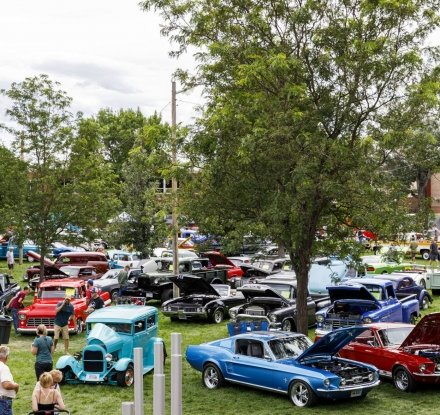 Cody Country Car Show 1