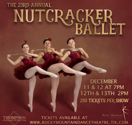 RMDT's 22nd Annual Nutcracker Production 1