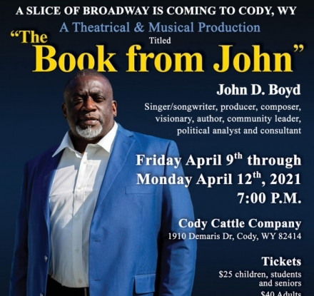 The Book from John 1