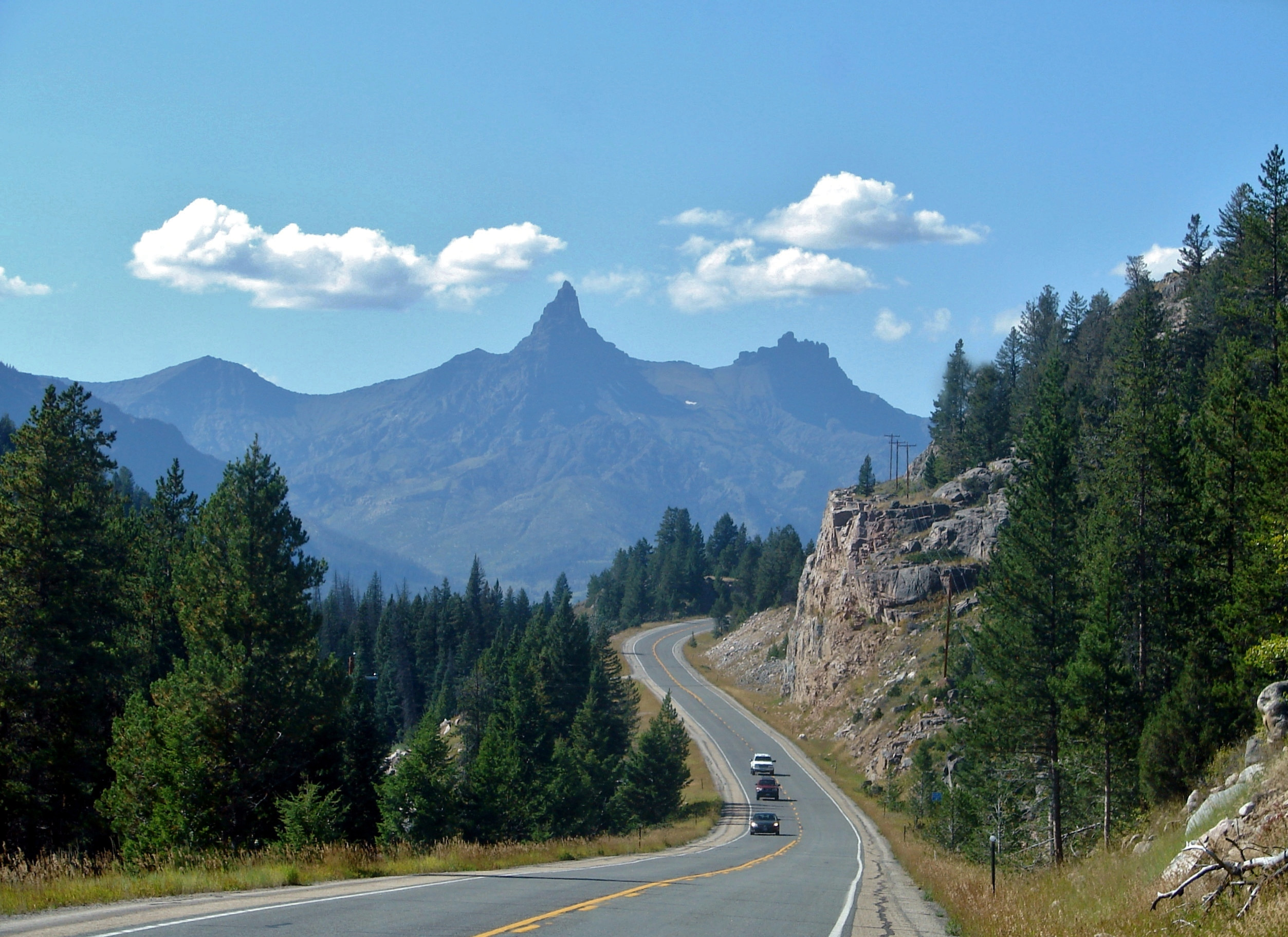 South County Jeep >> Scenic Byways - Cody Yellowstone