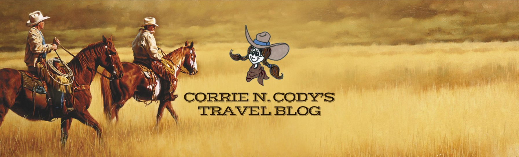 Corrie n. Cody's Travel Blog