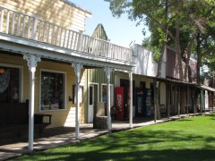 BUFFALO BILL VILLAGE