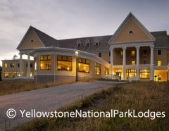 Lake Yellowstone Hotel WM