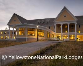 Lake Yellowstone Hotel WM