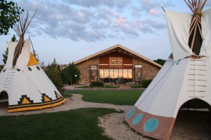 Visit the five museums housed in the Buffalo Bill Center of the West.