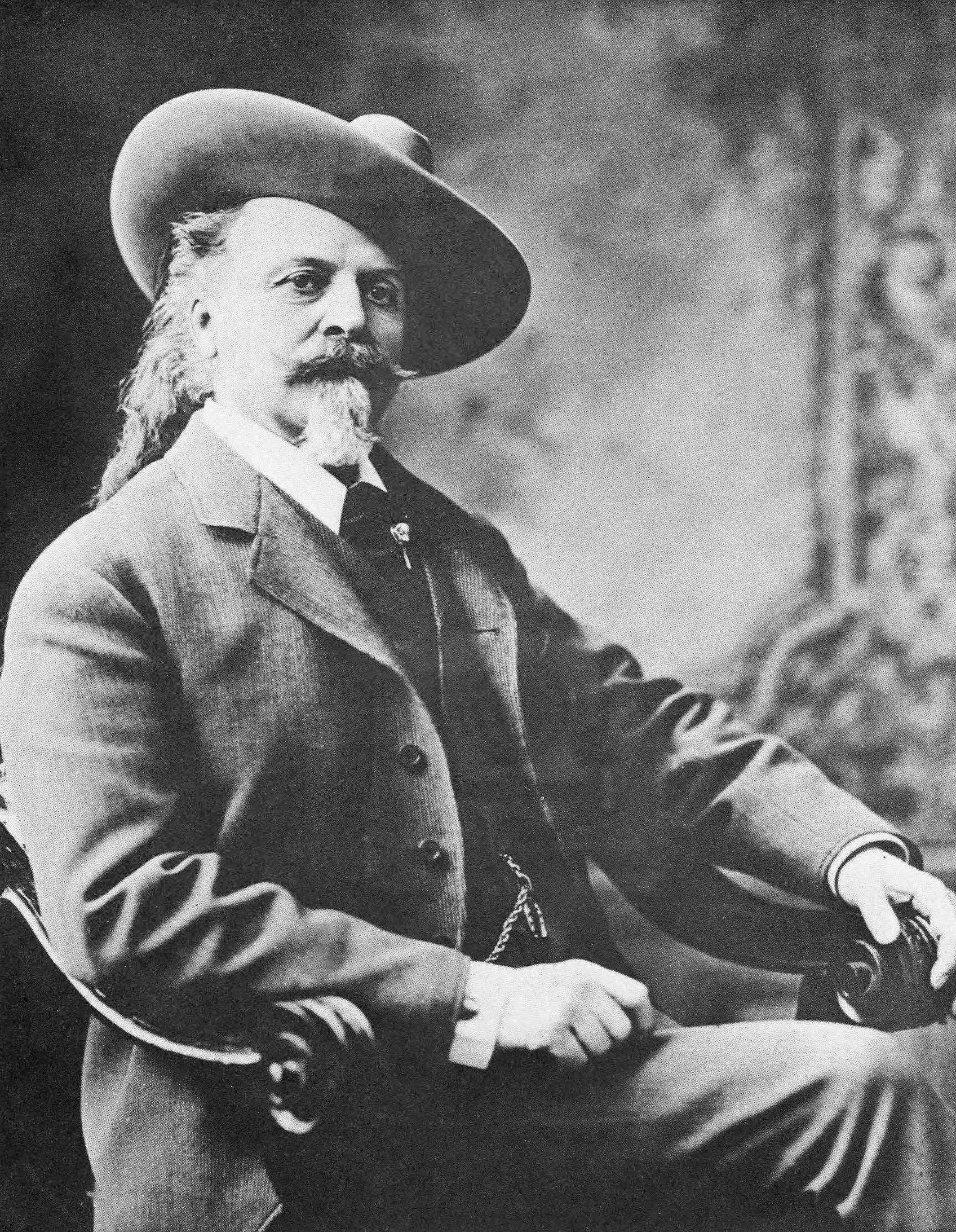 Where Is Buffalo Bill Cody Really Buried CodyYellowstone Country - Where is buffalo