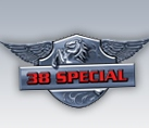 band 38 special logo